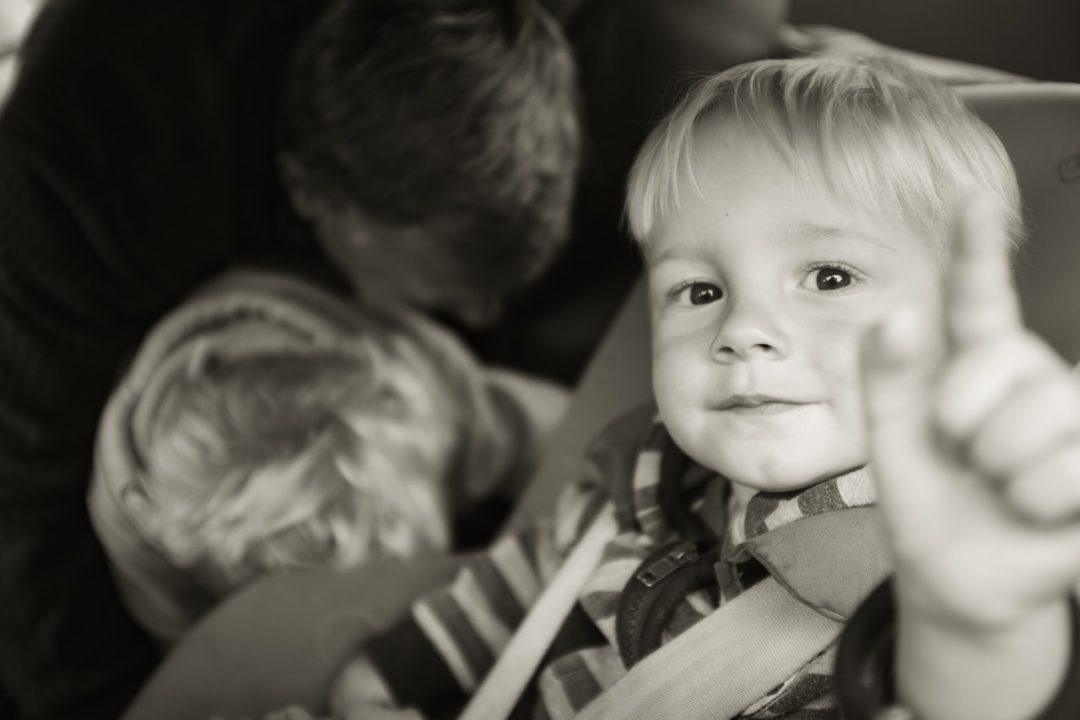 bästa familjebilen små barn