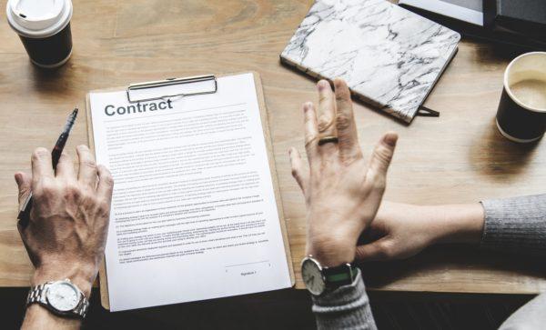 köpeavtal vid bilköp av begagnad bil privatpersoner