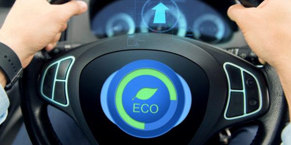 eco driving kör klimatsmart elbil laddhybrid