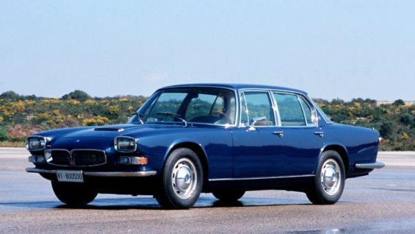 maserati quattroporte 1964-1970