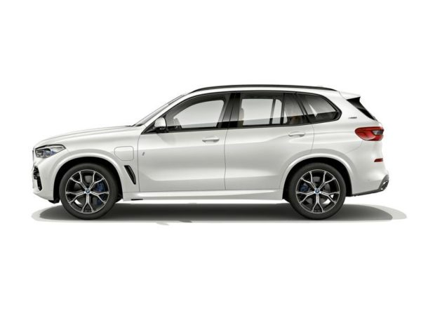 bmw x5 xdrive45e iPerformance laddhybrid