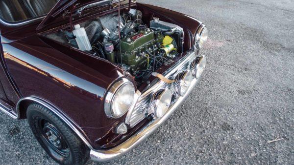 mini cooper motor
