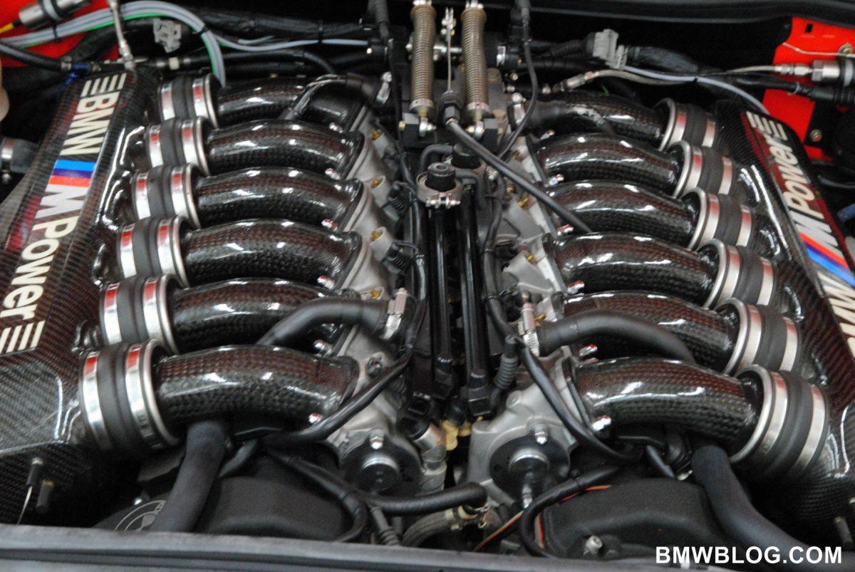 bmw m8 motor