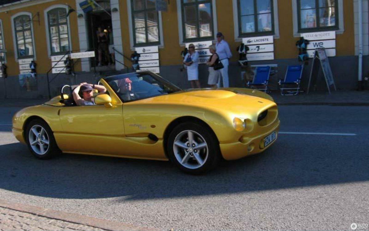svenska bilar indigo 3000