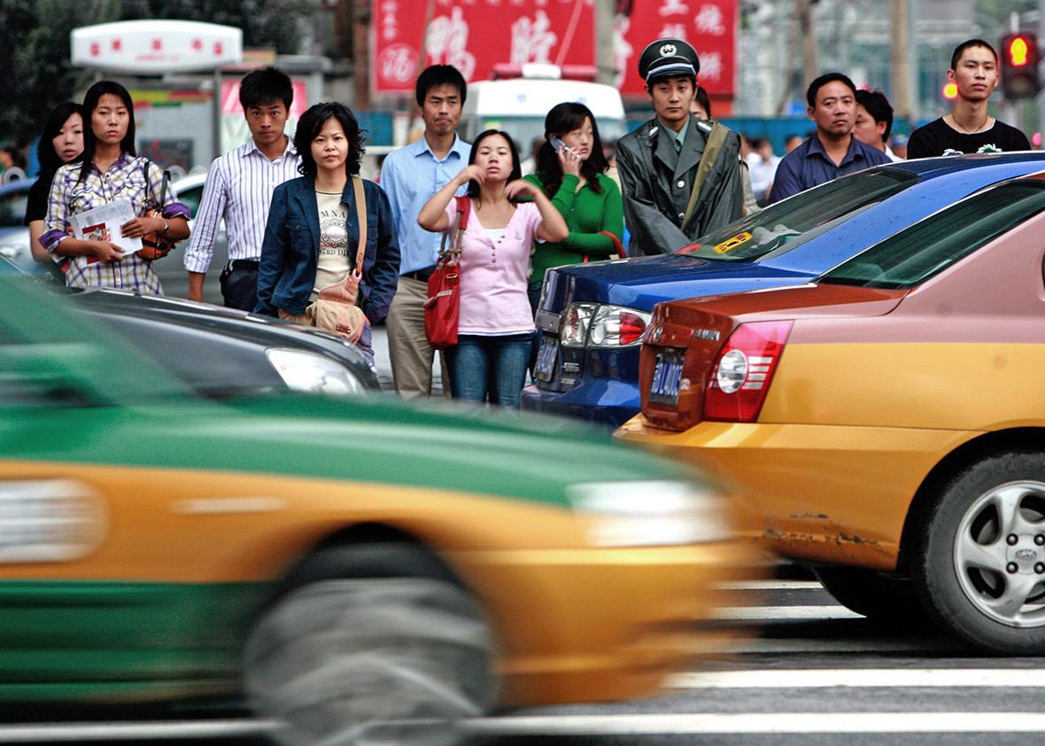 sämsta bilförare kina 6