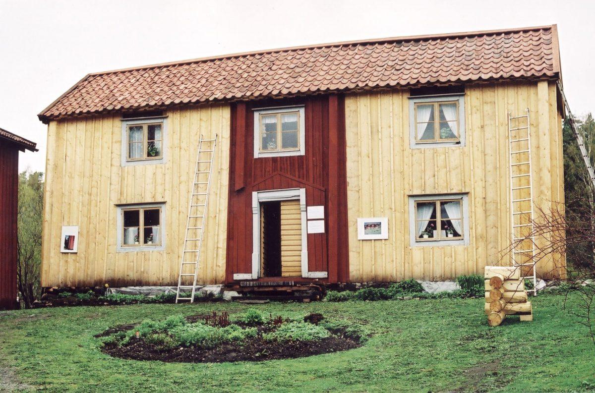 bygglov byta fasad
