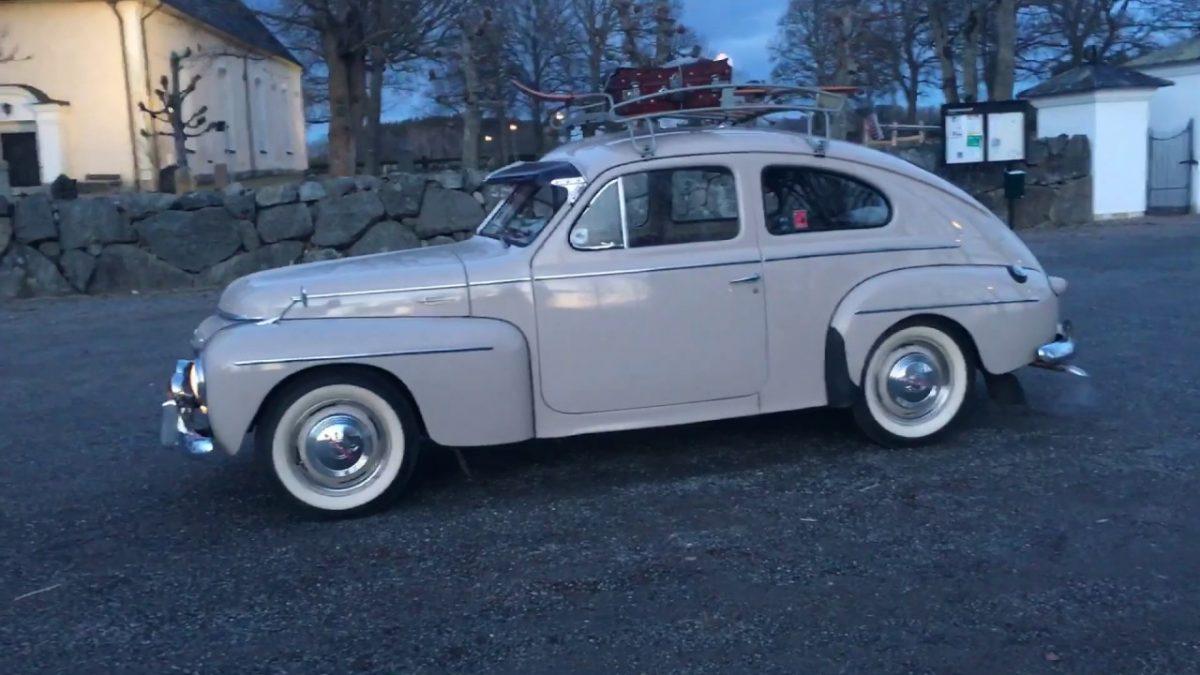 coolaste bilen volvo pv 444 5