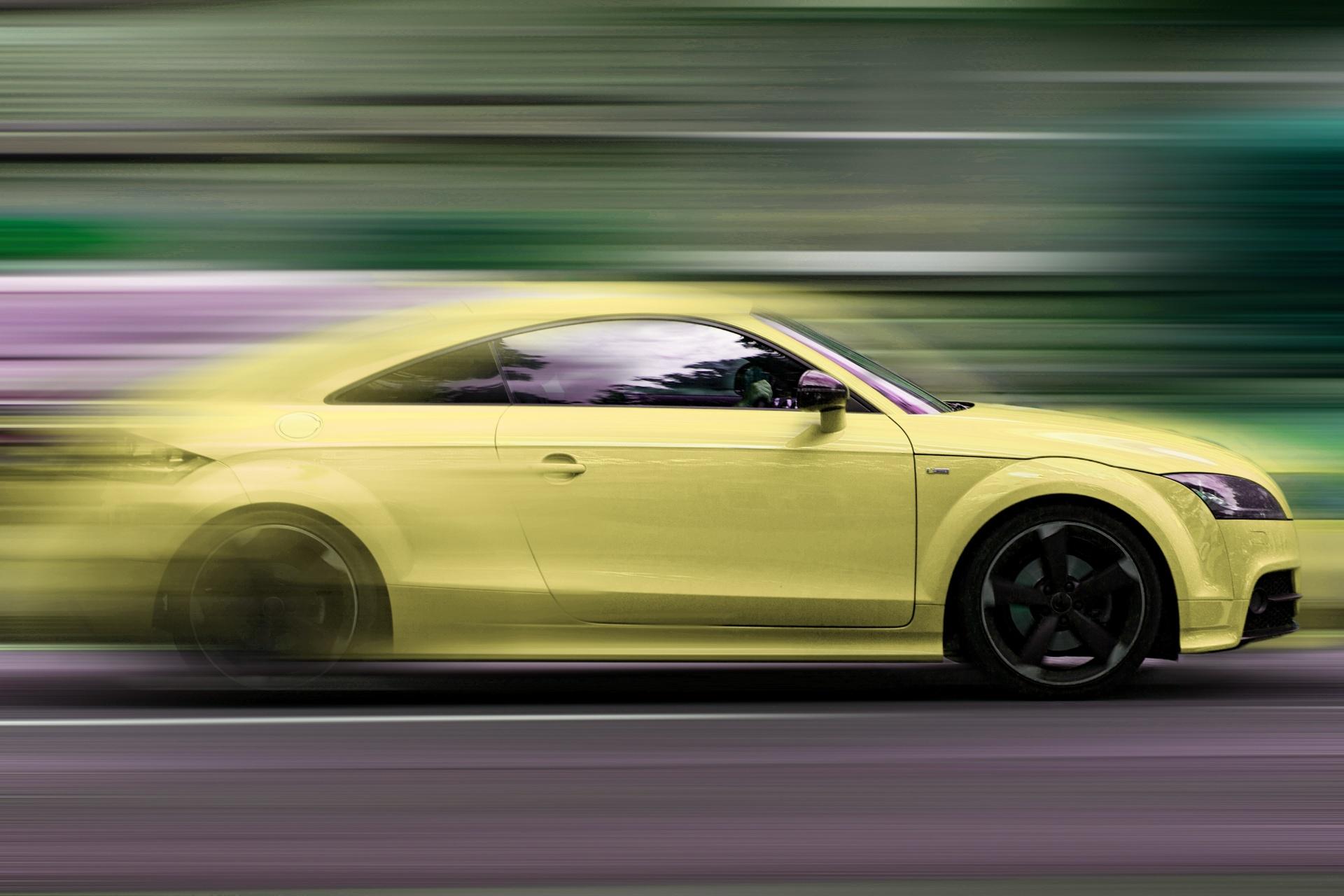 Här är världens snabbaste bilar!